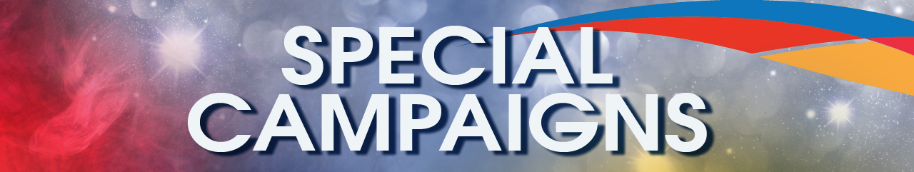 Special Campaigns button